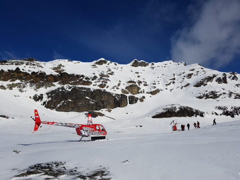 heli esqui 25 agosto